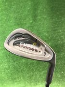 Tommy Armour 855s Silver Scot 9 Iron Right Handed Steel Shaft Stiff Flex