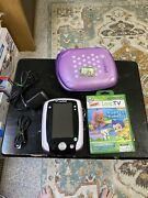 Leapfrog Leappad 2 Tablet Comes With Two Games,case,charger And Sync Cord