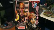Monster High 2014 Toralei Stripe Ghoulandrsquos Alive Doll New In Box