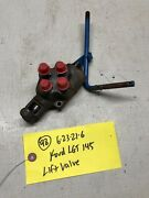 Ford Lgt-145 Open-side Tractor Hydraulic Lift Valve