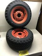 Case Garden Tractor 12x7 Rims Case 1.5andrdquo Offset Have 23x.8.5-12 Goodyear Tires