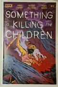 Something Is Killing The Children 2 2nd Print - Ethan Young Variant - Nm 2019