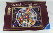 Puzzle Ravensburger 9000 Astrology Puzzle Discontinued Puzzle Bags Sealed.