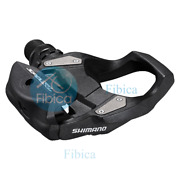 New Shimano Spd-sl Pd Rs500 Easy Step In/out Road Road Pedals With Sh11 Cleats
