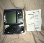 New Lowrance Fish / Depth Finder Mark- 5x Pk Asy Marine Boat See Pics 4details
