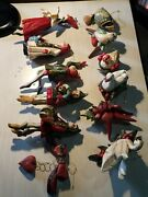 House Of Hatten Twelve Day's Of Christmas Denise Calla, Complete Set 1989