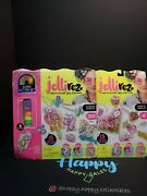 [lot Of 2] Jelli Rez Jewelry Pack Quick And Easy Diy Craft Activity Kit