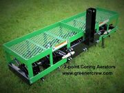 Coring Aerator 3-point 54 For Home And Estate