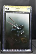 G.i. Joe Silent Option 2 Delland039otto Virgin Variant Cgc 9.8 Signed By Ray Park Gd