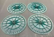 Lot Of 4 Deutz/allis Chalmers Corn Planter Seed Disc Plate 70587485 Small Seed