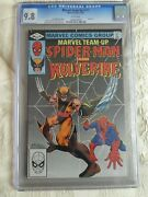 Marvel Team-up 1972 1st Series 117 Cgc 9.8 White Pages