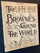 Palmer Cox / Brownies Around The World In A Beautiful Dustjacket