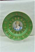 Sevres 1804 Cabinet Wall Plate Napoleon Family Bees Museum Quality