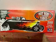 Hot Rod Cigarette Tubes Filters 20mm Kings 200 Count Per Box 50 Boxes Total