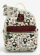Lord Of The Rings Mini Backpack Bag, Cardholder Aragorn And Arwen Chibi Lotr New