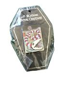 Disney 2001 Haunted Mansion Holiday Stretching Portrait 2 Candy Snake Pin Le
