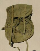 U.s. Lc-1 Large Alice Pack Only Very Good Used Condition Free Shipping