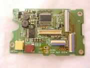 Top Lpu Pcb Assy For Canon Eos 5d Digital Used Cg2-1650-000
