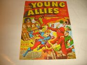 Young Allies 1 Summer And03941 Flashback Special Edition -bucky And Toro