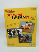 Playmonster Relative Insanity See What I Mean - Party Game With Funny Pics