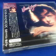 David Bowie Young Americans Rare 1999 Japanese Remaster Promo Cd Tocp-65312