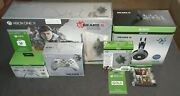 Gears Of War 5 Xbox One Console New Console Added Controller Headset + More
