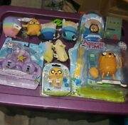 Adventure Time Toy Lot Bmo Jake Space Princess Figure Watch Sdcc Exclusive Plush