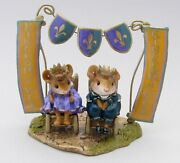 Wee Forest Folk Special Kingandrsquos Court Kingdom Of Wee Sold Out