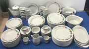 104 Piece Villeroy And Boch Septfontaines Vegetables Fruits And Flowers Luxembourg