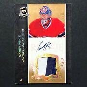 2007 - 08 Ud The Cup Rookie Gold Rainbow Carey Price 26/31