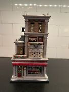 Dept 56 Cic Christmas In The City Woolworthand039s 56.59249 Department