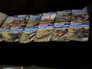 Model Railroader Magazine - 2006 Complete Full Year Lot All 12 Issues Nice