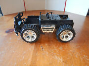 Nissan Frontier Rc Car Chassis Wheels Tires Tyco For Parts Repair