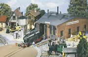 Pola G 1/22.5 Scale 2-stall Roundhouse | Bn | 331750