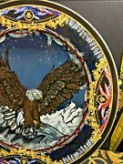 Versace Eagle Medusa Charger Wall Plate Rosenthal 12 / 30cm New Sale