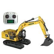 Rc Excavator Kabolite K336gc 1/16 Scale Made Of High Hardness Alloy Material 336