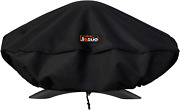 26.5 Bbq Grill Cover Small For Weber Q1000, Q100 And Baby Q Portable Gas Grills