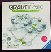 Ravensburger Gravitrax Starter Set Marble Run And Stem Toy For Kids Age 8 And Up