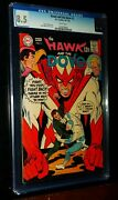 Hawk And Dove 2 1968 Dc Comics Cgc 8.5 Vf+ White Pages