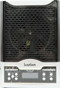 Ivation Digital Ozone Plug-in Air Purifier With Hepa Filter, Brown Ivadgozhepa