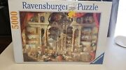 Ravensburger Jigsaw Puzzle 5000 Piece Views Of Modern Rome Factory Sealed New