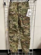 Us Army Ocpmulticam Uniform Trousers Xs-regular New With Tags Insect Shield
