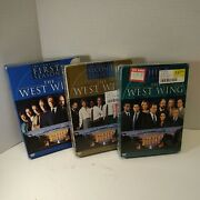 The West Wing Season 1 Opened Very Good, 2 Sealed, 3 Sealed