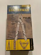 Leatherman Pulse Orginal Vintage 2000 Model New In Collectorand039s Box W/papers