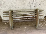 Vintage Bumper Grill Guard Accessory 1930s 1940s Gm Ford Dodge Chevy
