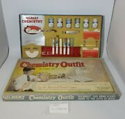 Vintage 1938 No.1 Gilbert Chemistry Outfit Set For Boys Rare