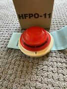 Used Siemens Hfpo-11 Smoke Detector For Fs-250 Fire Alarm. Detector Head Only
