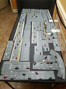 Roads And Pavements For Model Train Scale N