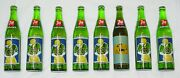 8 Rare Full 7up Bottles Of The 1973 And 1977 Notre Dame Football National Champs