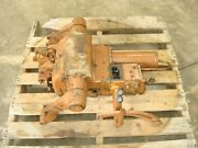 1962 Minneapolis Moline Mm Jet Star Tractor 3pt Lift Top Cover Assembly